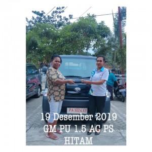 19 Desember 2019, GranMax PU AC PS  Daihatsu Jayapura