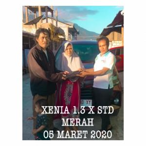 Xenia 1.3 X STD  Daihatsu Jayapura