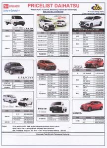 Price List Daihatsu Rembang Pati Blora Kudus Jepara Sales Daihatsu Rembang