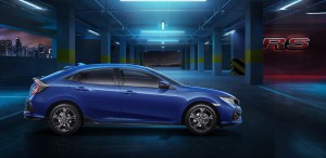 NEW HONDA CIVIC HATCHBACK  Honda Tenggarong