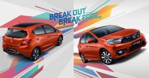 HONDA BRIO Sales Honda Serang