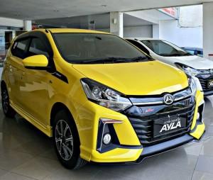 NEW AYLA FACELIFT GAHARRRR - UPDATE PRICE LIST 09 MEI 2020 Sales Daihatsu Jepara