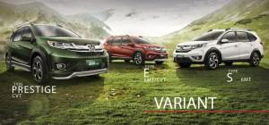 HONDA NEW  BR-V Sales Honda Pekalongan