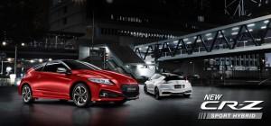 HONDA CR Z Sales Honda Tangerang