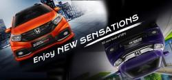 HONDA NEW  MOBILIO Sales Honda Pekalongan