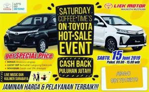 Promo Spesial Toyota Trenggalek  Sales Toyota Trenggalek