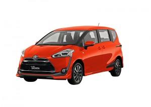 Sienta  Toyota Deli serdang