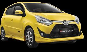 Toyota Agya  Toyota Ponorogo