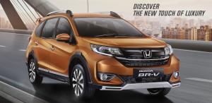 HONDA NEW BR-V  Honda Humbang hasundutan